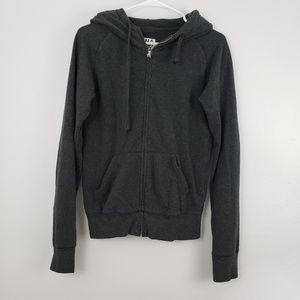 Aritza TNA Full Zip Up Hoodie Long Sleeve Sweater